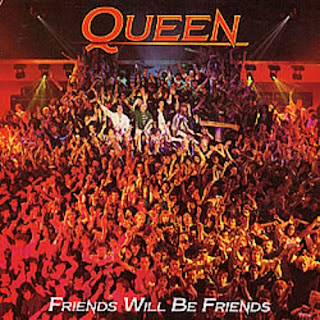 Queen Lyrics - Friends Will Be Friends