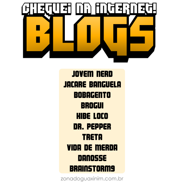 Blogs antigos
