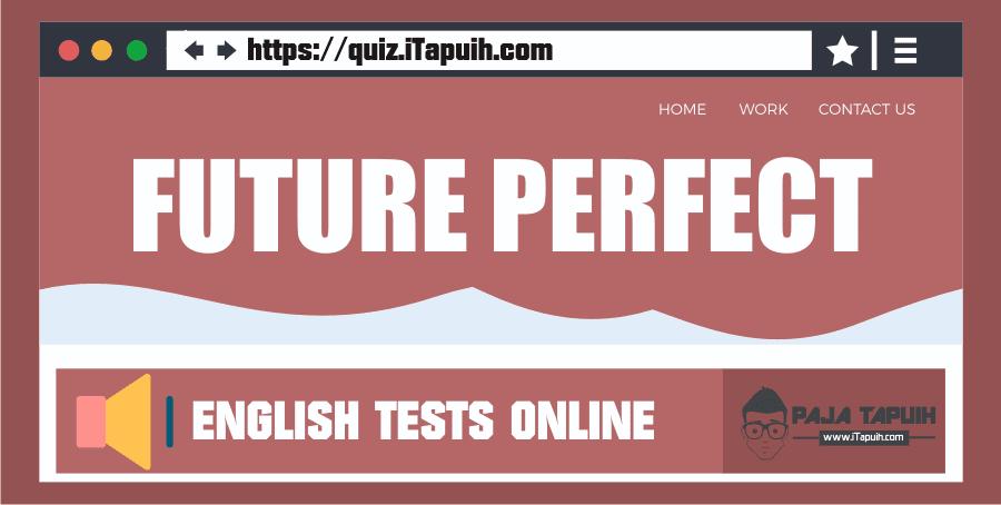 Quiz: Future Perfect Part 1