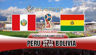 Nhận định bóng đá Peru vs Bolivia