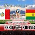 Nhận định bóng đá Peru vs Bolivia, 09h15 ngày 01/09 - World Cup 2018