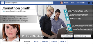 Free Creative Facebook Timeline Cover