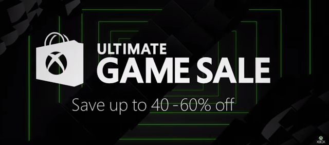 Best Deals of Microsoft's Xbox Ultimate Game Sale