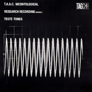 T.A.G.C., Meontological Research Recording Record 2 (Teste Tones)