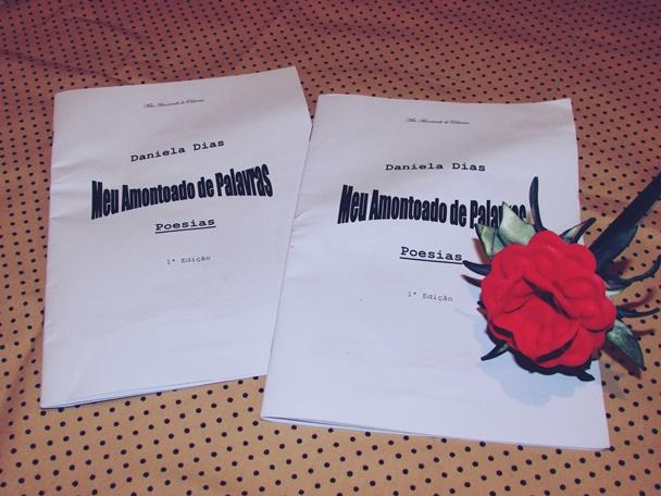 Meu Amontoado de Palavras - Daniela Dias, fanzine, zine, poesia versos, blog, literatura, pensamentos Valem Ouro, leituras 2016, Vanessa Vieira poeta