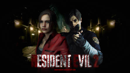 Custom Parts Item Resident Evil 2 : Remake Leon dan Claire