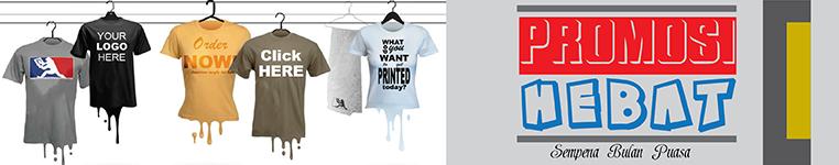 Promosi printing Tshirt