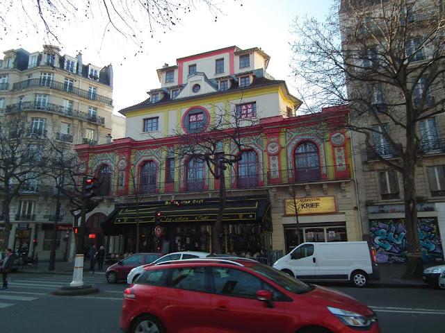 Bataclan Theatre, Paris, France. Photo by Loire Valley Time Travel.