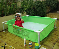 Piscine rectangulaire enfant OOGarden