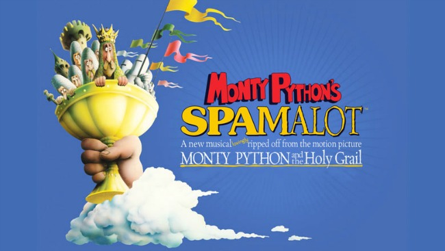 Spamalot-Cardiff-Open-Air-Festival-Everyman-Theatre-Productions-poster