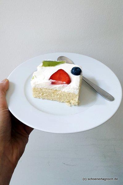 Zitronen-Buttermilch-Kuchen von Bakinglifestories