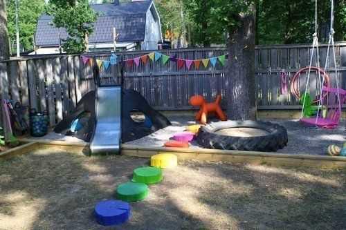 Παιχνιδότοποι στην αυλή σας!
