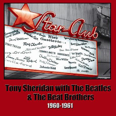 The Beatles (aka Beat Brothers) &Tony Sheridan - Meet The Beat