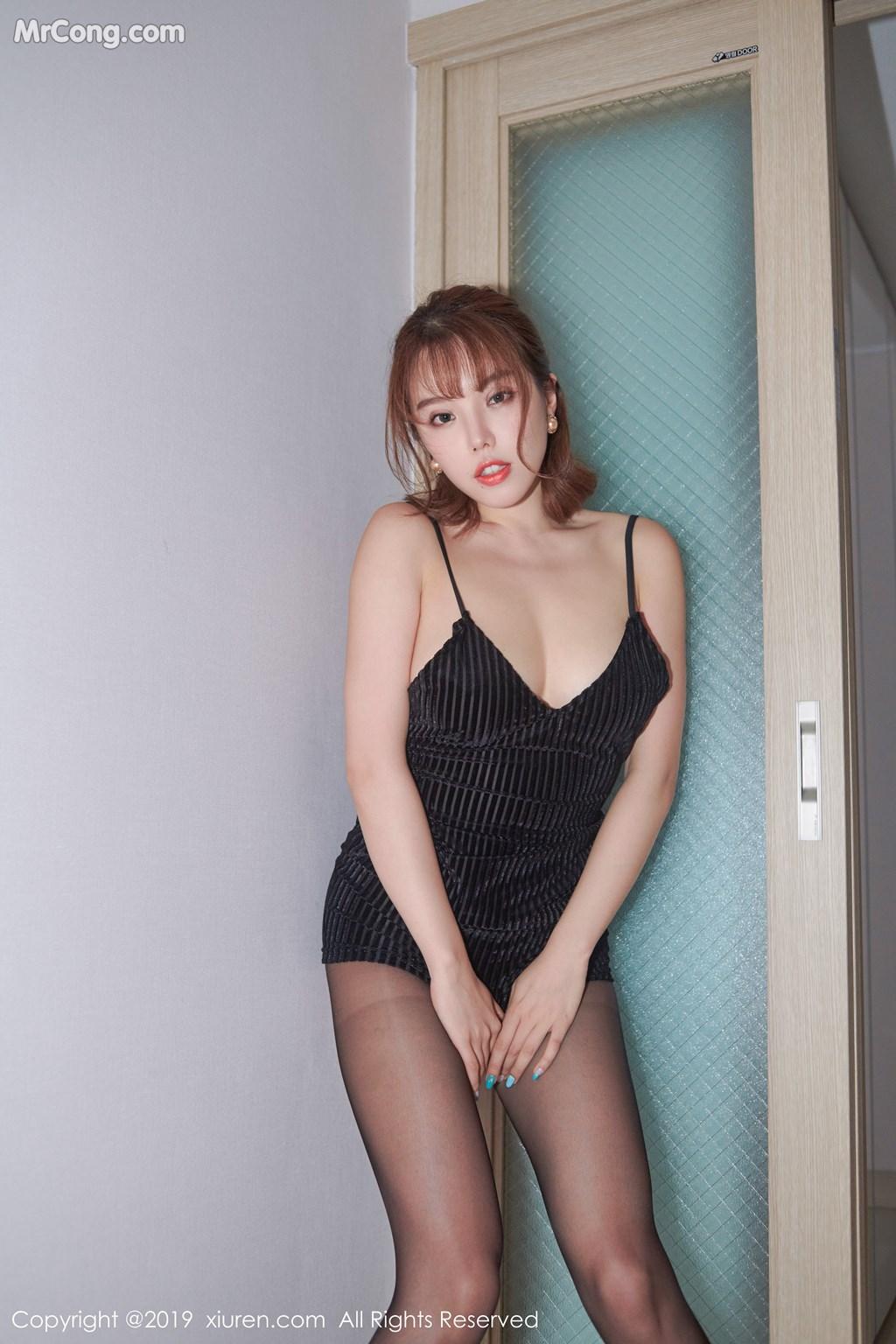 Image XIUREN-No.1630-Huang-Le-Ran-MrCong.com-009 in post XIUREN No.1630: Huang Le Ran (黄楽然) (48 ảnh)