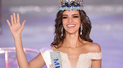 Miss World 2018 Winner, Vanessa Ponce de Leon, Miss Mexico 2018, Vanessa Ponce De Leon From Mexico Win Miss World 2018, Miss World and Miss Universe 2018,