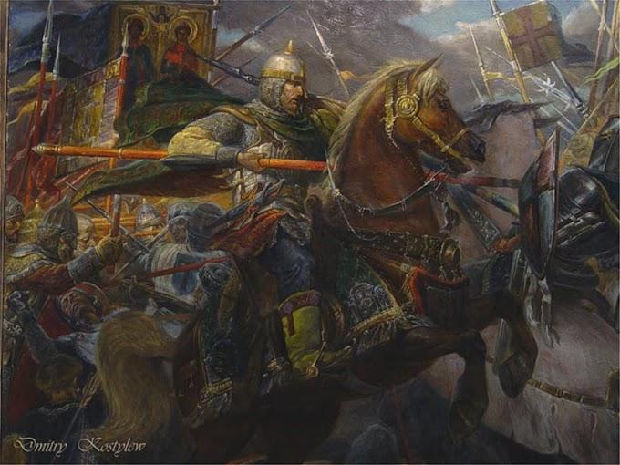 Οι σχέσεις Βυζαντίου - Ρώσων (9ος-16ος αιώνας)