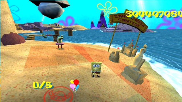 Download SpongeBob Battle for Bikini Bottom PC Gameplay