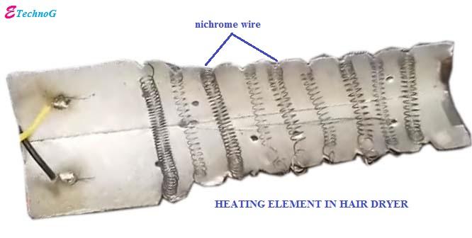 How a Hair Dryer Works? Hair Dryer Circuit Diagram. - ETechnoG Hair Dryers Schematic Diagram on