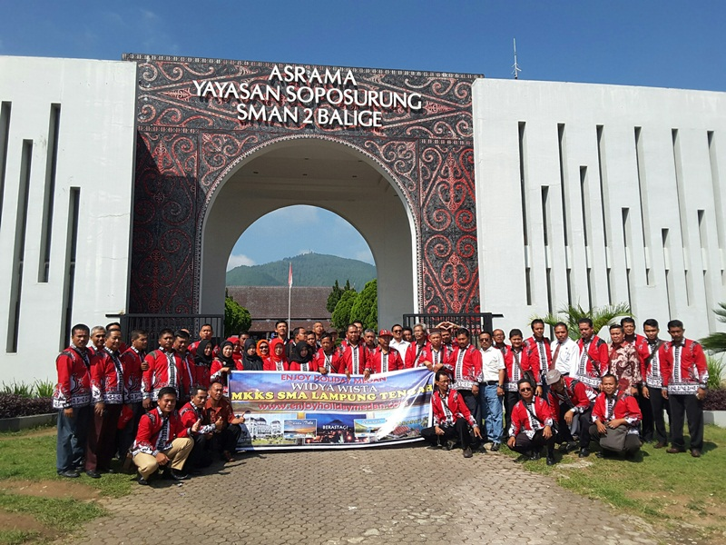 Medan Tour Medan Wisata: RESORT TIARA BUNGA HOTEL BALIGE