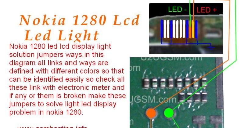 Led Display No Light