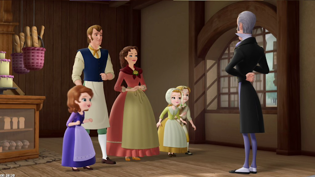 Nonton Film Sofia the First S01E21: The Baker King (2013)