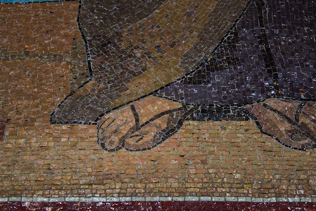 Мозаики храма Спас на Крови