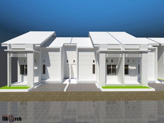 Design Rumah Kontrakan Rumah Minimalis Terbaru