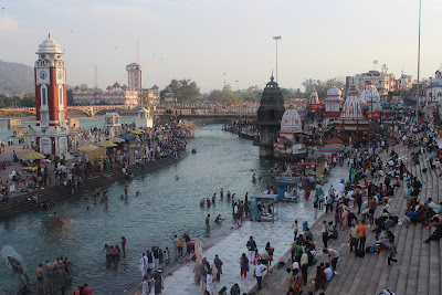 Haridwar And Rishikesh Visiting (In Details)