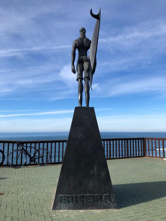 Guardião da Reserva Mundial de Surf da Ericeira