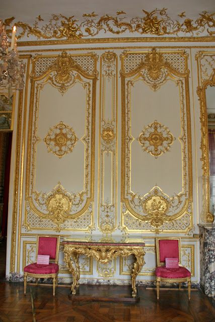 Tales Of A Red Clay Rambler A Week In France The Palace