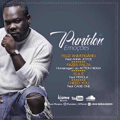 Punidor feat. Anna Joyce - Feliz Aniversário (2018) [Download]