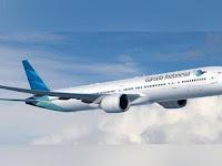 PT Garuda Indonesia (Persero) Tbk - Recruitment For Management Trainee Garuda Indonesia May 2019