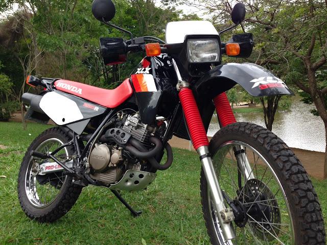 foto+2 - Garagem do Colecionador: HONDA XLX350R 1988 (Xizelona)