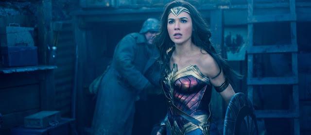 Mulher-Maravilha se torna o filme mais comentado no Twitter em 2017