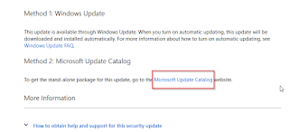 Cara Download Update Windows Untuk Mencegah Virus Wanna Cry