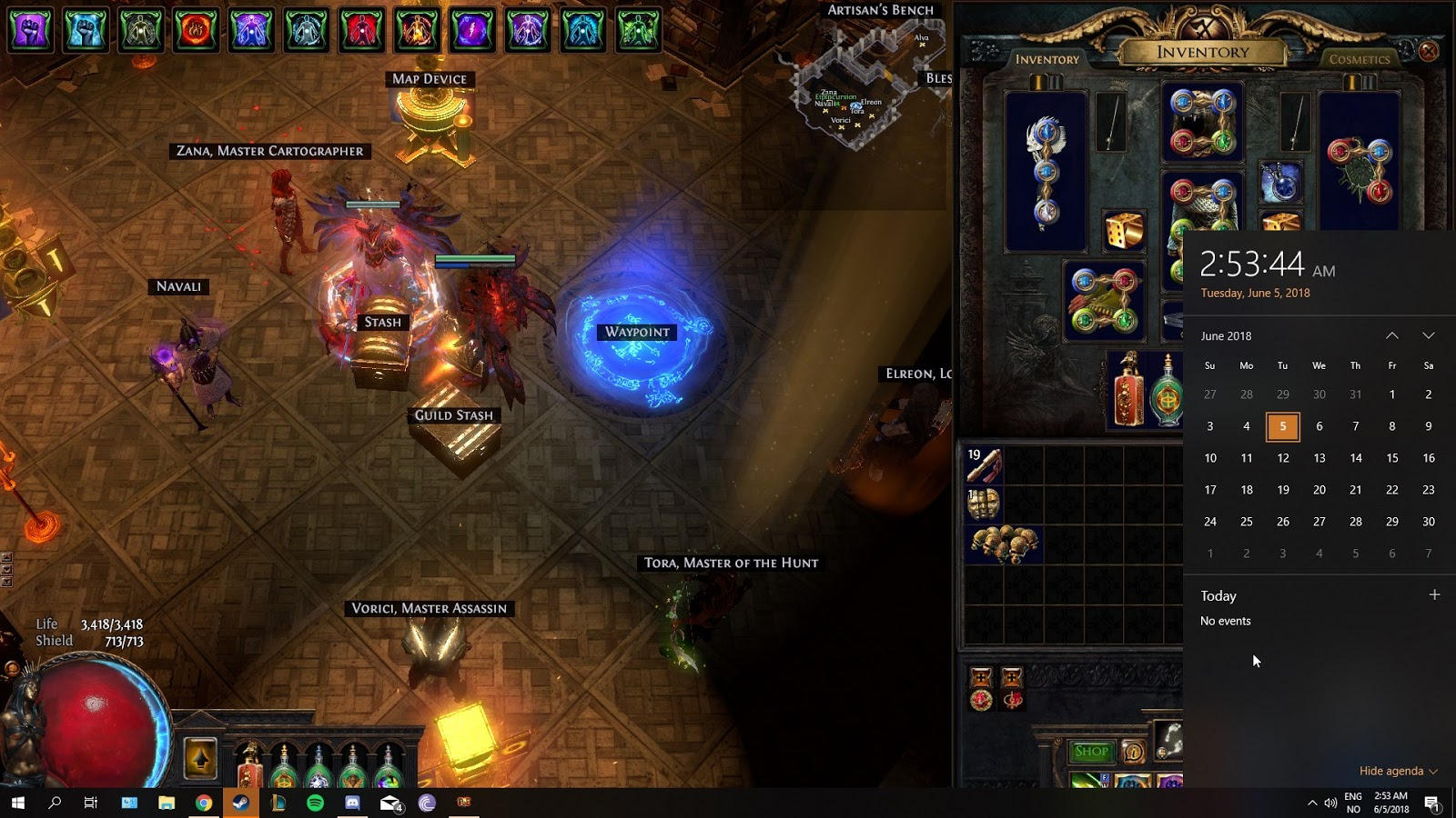 POE 3 3 Ranger For Disregard Females,Acquire Currency Build