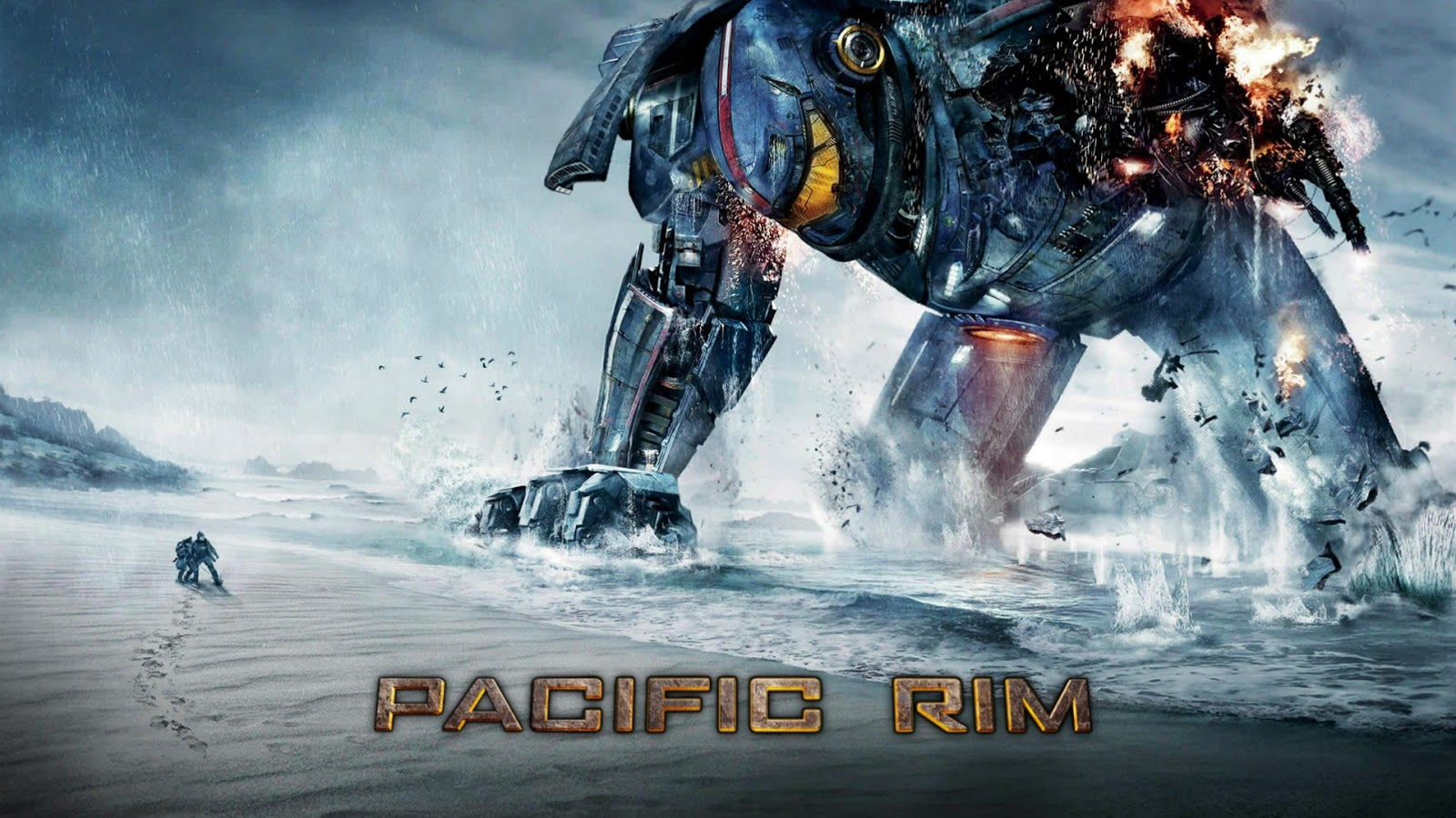 Pacific Rim 2013 3D Movie HD Wallpapers and Posters ... Pacific Rim 2013