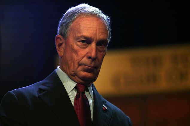 مايكل بلومبيرج - Michael Bloomberg
