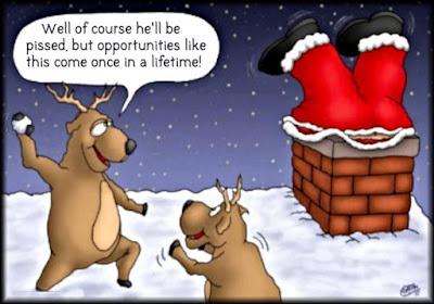Cartoon christmas memes