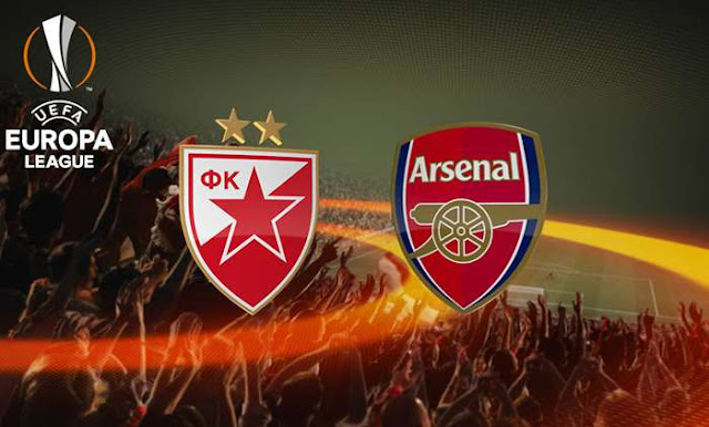 Red Star Belgrade v Arsenal  Full Match & Highlights 19 October 2017