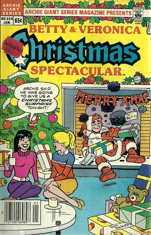 Almost Christmas Means It Wasnt Christmas.A Pop Culture Addict S Guide To Life Archie S Christmas