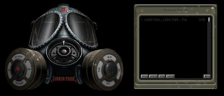3. Linkin Park Skin
