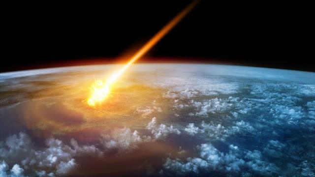 NASA prevé impacto de asteroide contra la Tierra en 2027