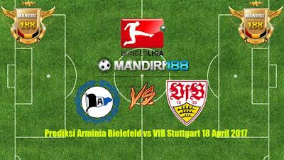 AGEN BOLA - Prediksi Arminia Bielefeld vs VfB Stuttgart 18 April 2017