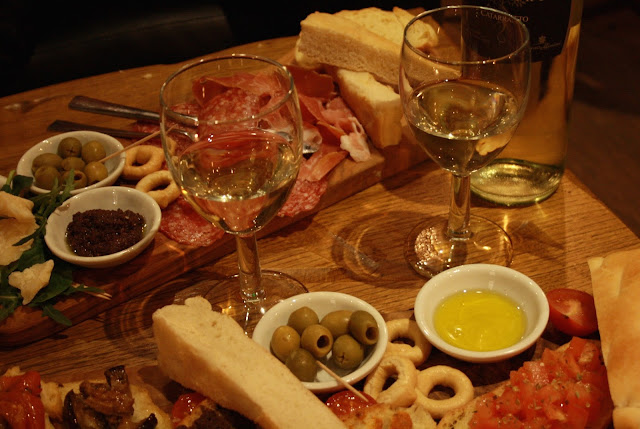 veeno wine tasting leicester review spuntini