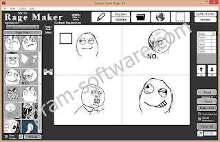 ScreenShot Rage Maker MediaFire