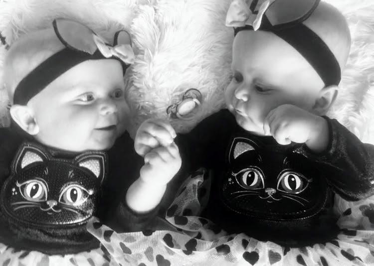 my Sunday photo twins