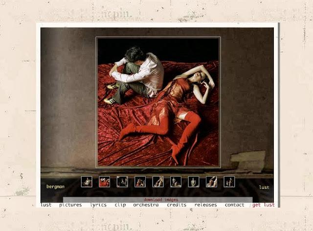 Lust By Bergman © Delfi Ramirez @ Segonquart Studio 2005