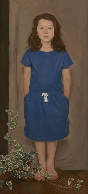 by Neale Worley | arte inspirador, retrato mujer, imagenes pinturas bonitas,