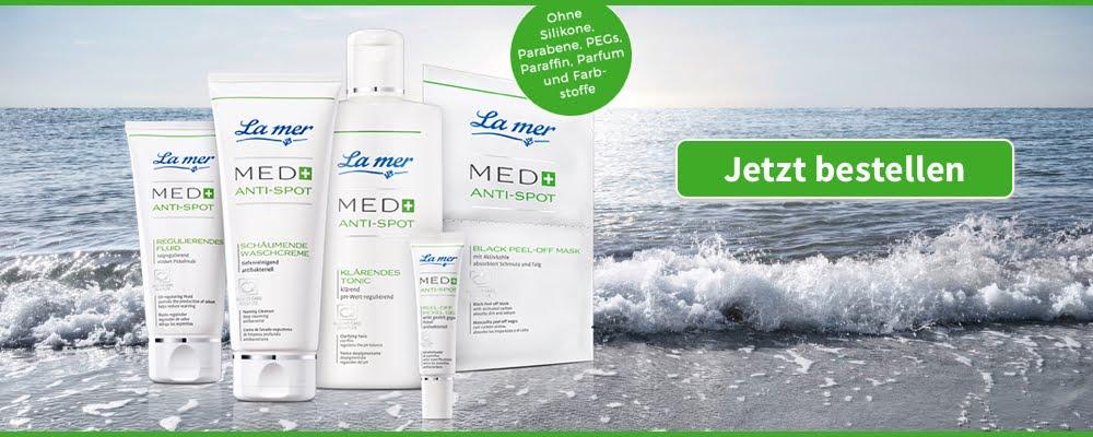La Mer Anti Spot Gesichtspflege für schöne, glatte Haut - hier bestellen!